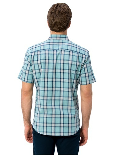 Kareli Uzun Kollu Gömlek-LC Waikiki